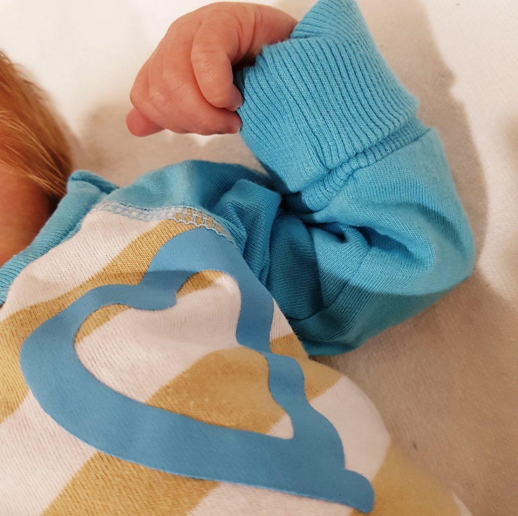 toinen vauvaviikko