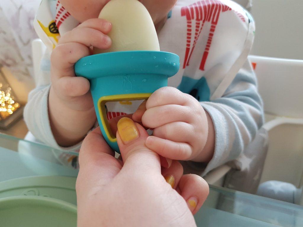 Maitojää vauvalle